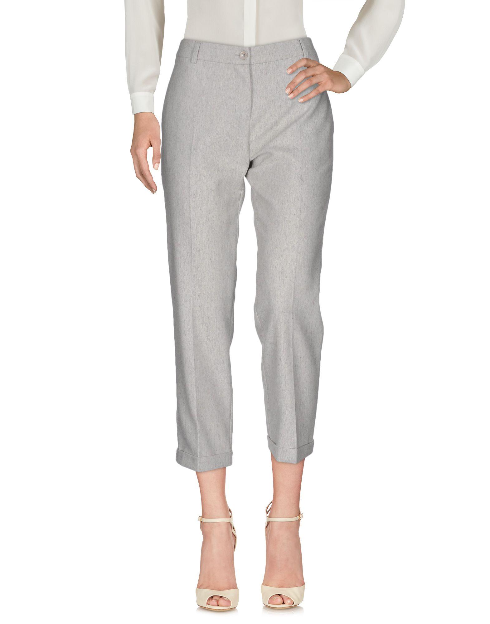 BLUGIRL BLUMARINE Повседневные брюки blumarine брюки с принтом