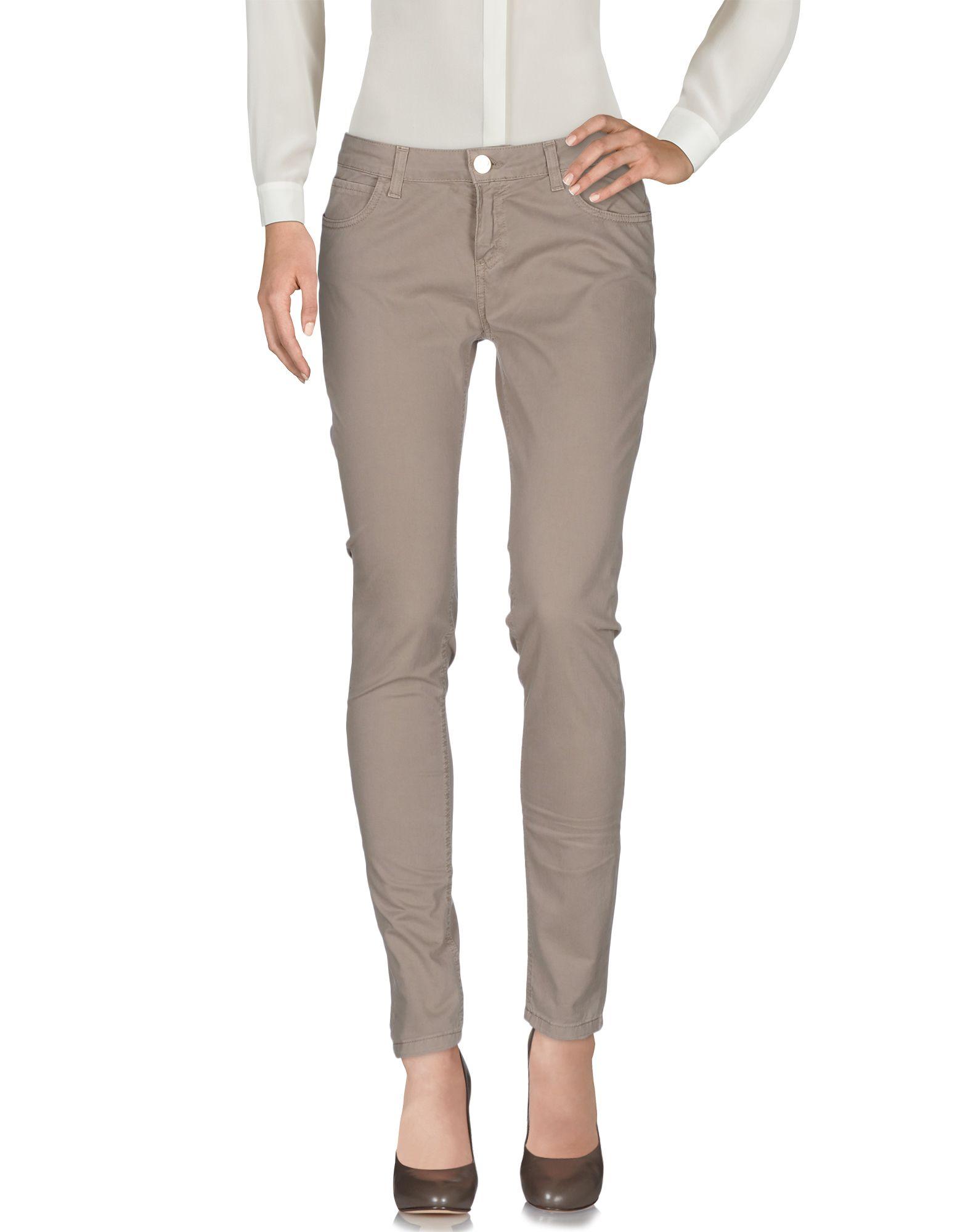 цена MAISON ESPIN Повседневные брюки онлайн в 2017 году
