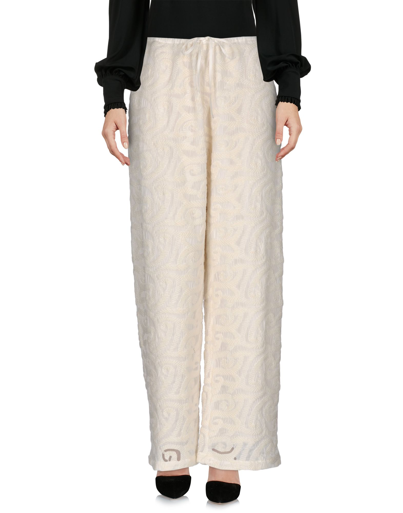 MULLER of YOSHIO KUBO Повседневные брюки цены онлайн