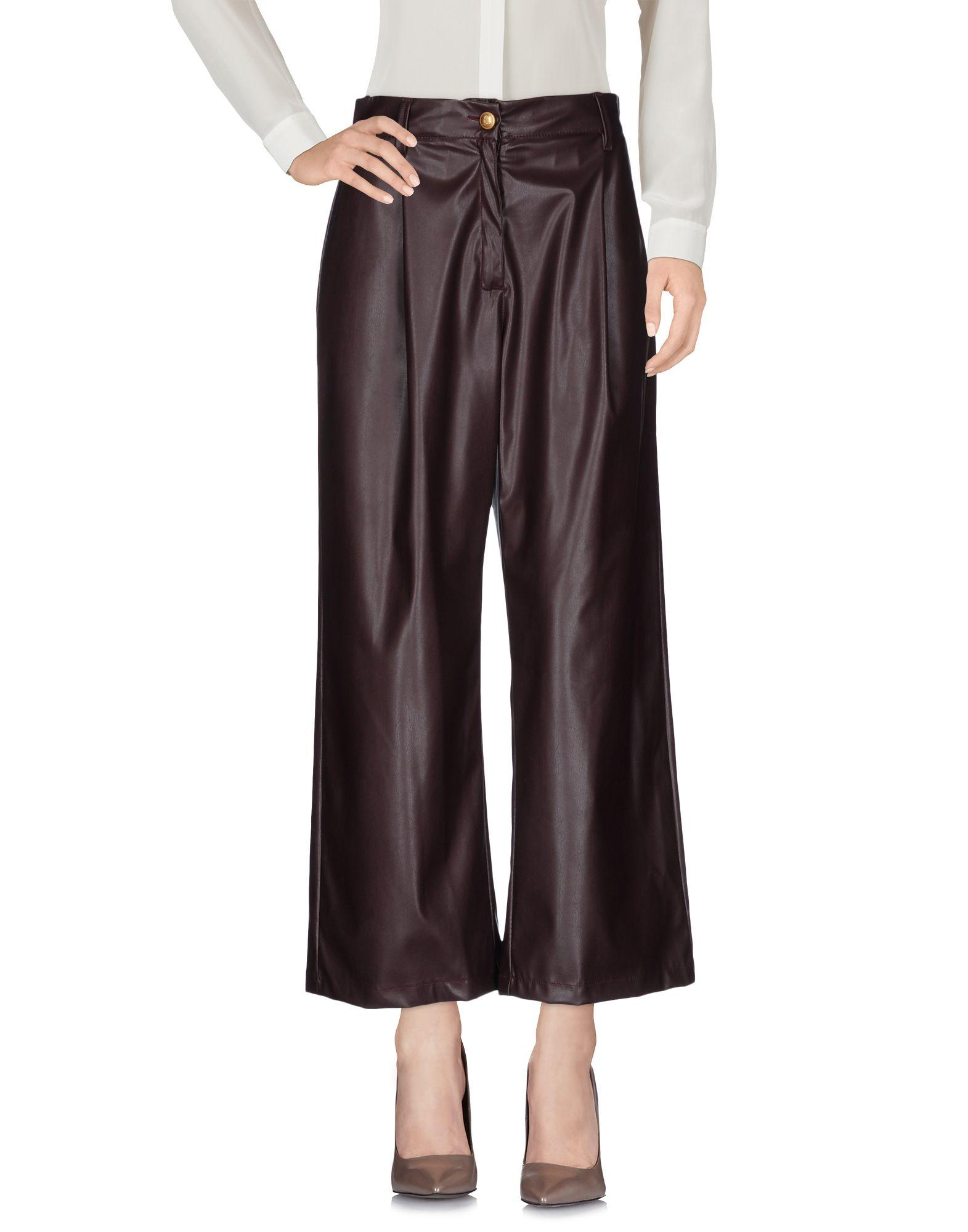 LUCILLE Повседневные брюки