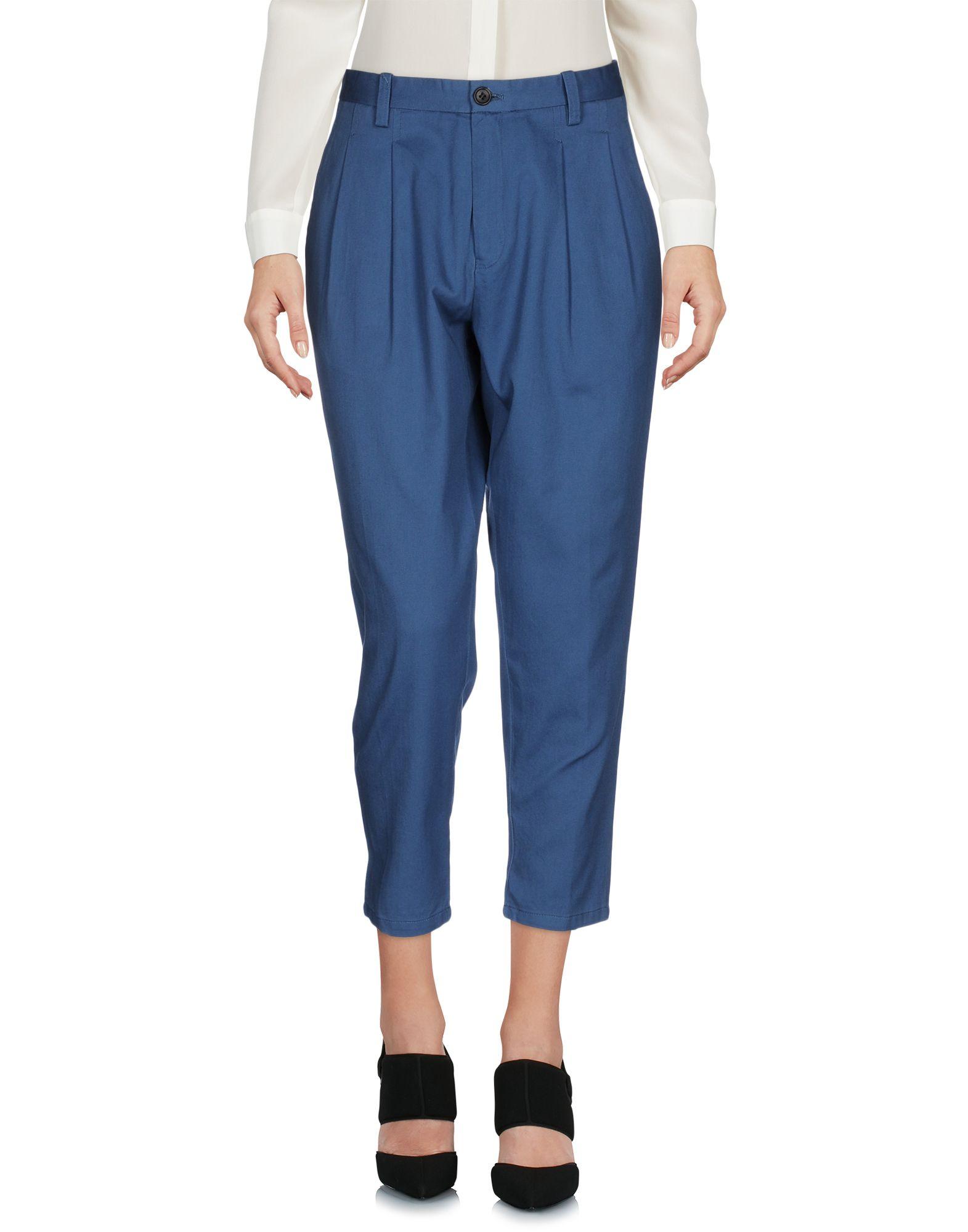 BLUE BLUE JAPAN Брюки-капри blue joint брюки капри