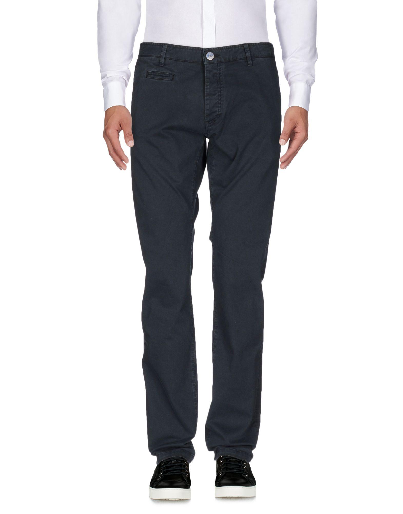 BLU DI VENEZIA® Повседневные брюки details about rilevatore di metalli professionale linea blu dmf 10 zoom