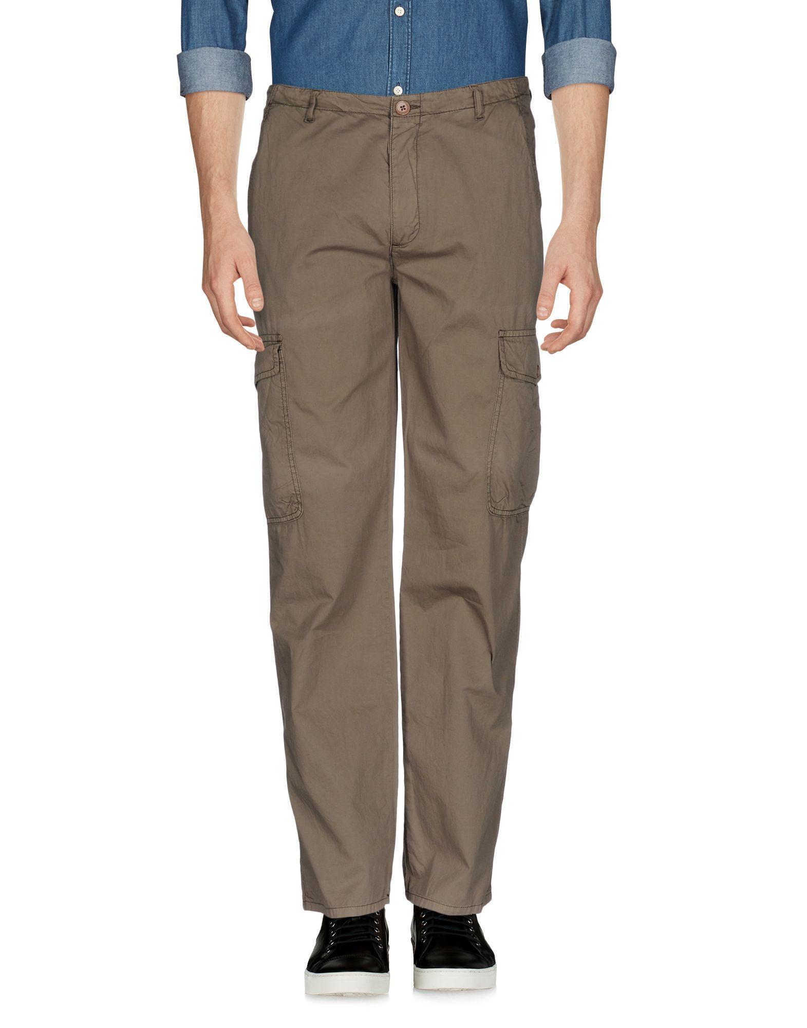 British Khaki Casual Pants