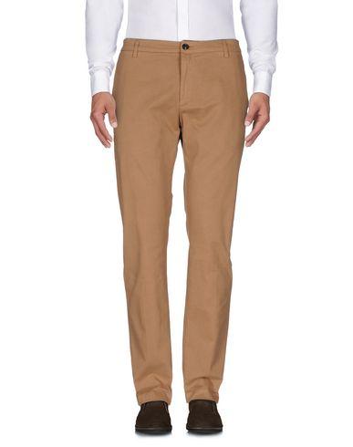 Фото - Повседневные брюки от DEPARTMENT 5 цвет верблюжий