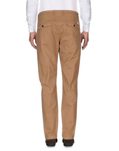 Фото 2 - Повседневные брюки от DEPARTMENT 5 цвет верблюжий