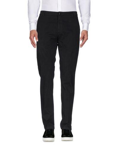 Фото - Повседневные брюки от DEPARTMENT 5 черного цвета