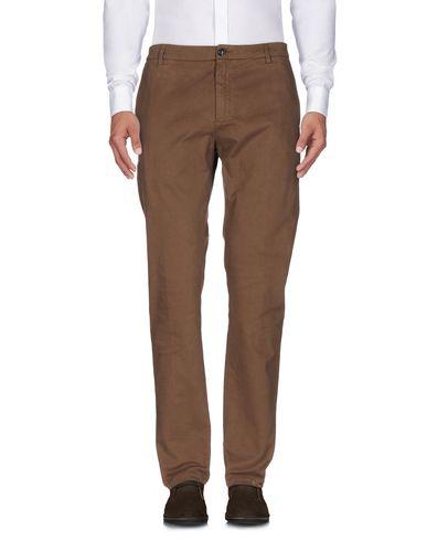 Фото - Повседневные брюки от DEPARTMENT 5 коричневого цвета