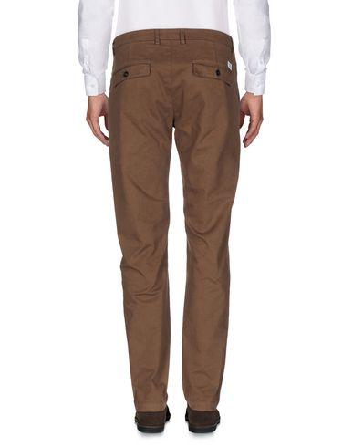 Фото 2 - Повседневные брюки от DEPARTMENT 5 коричневого цвета