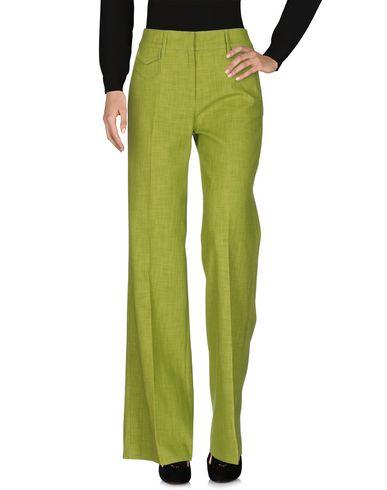 Повседневные брюки TRUE ROYAL. Цвет: светло-зеленый