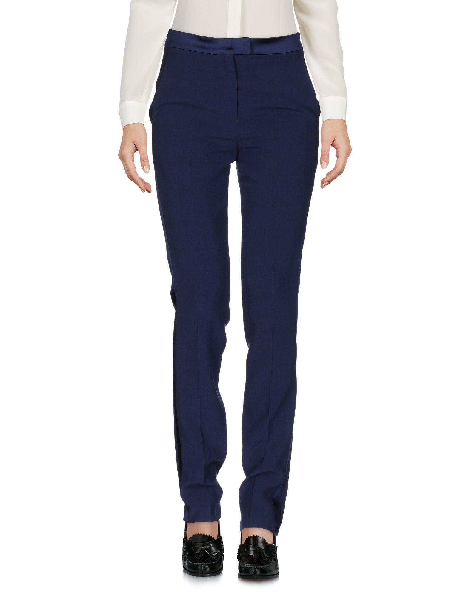 CARLO PIGNATELLI Casual Pants in Blue