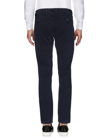 Фото 2 - Повседневные брюки от QUATTRO.DECIMI темно-синего цвета