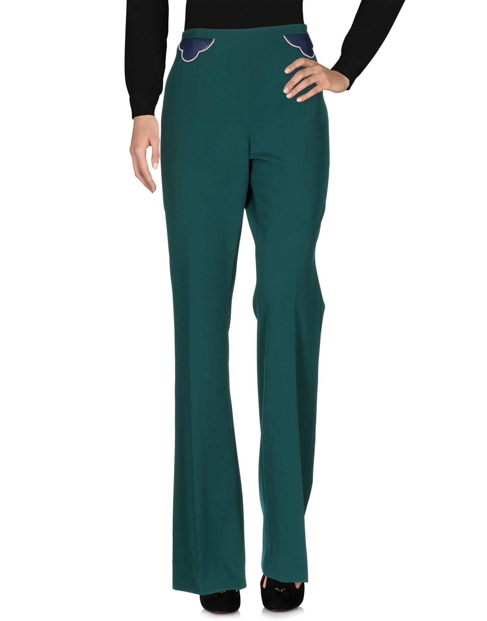 PARDEN'S Casual Pants in Green