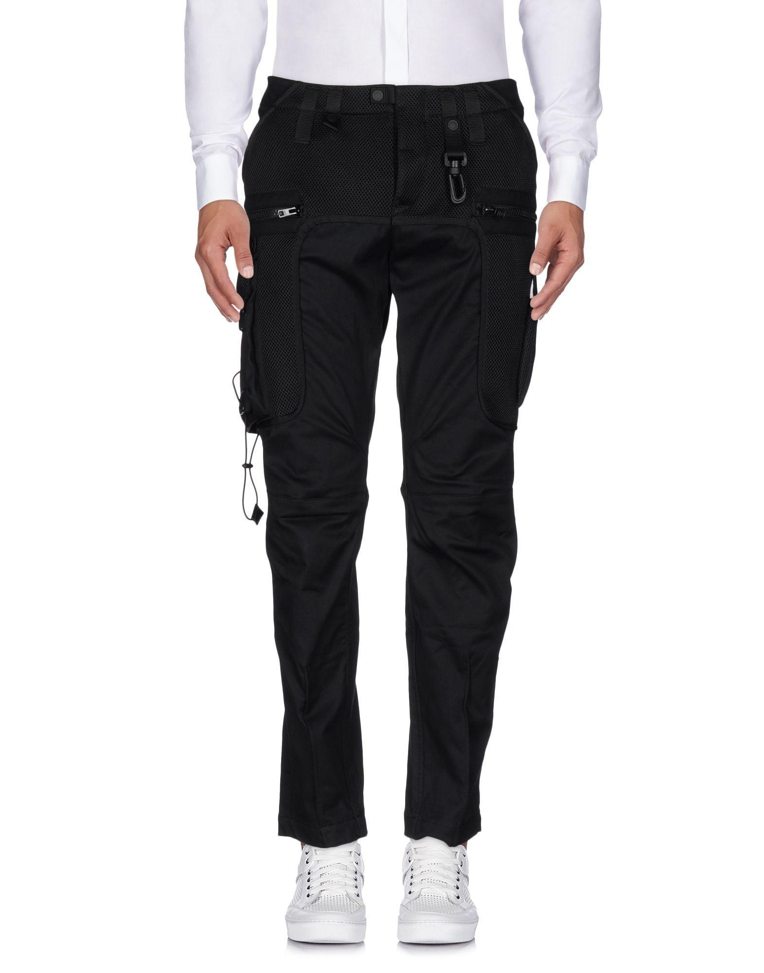 MARCELO BURLON Повседневные брюки marcelo burlon повседневные брюки