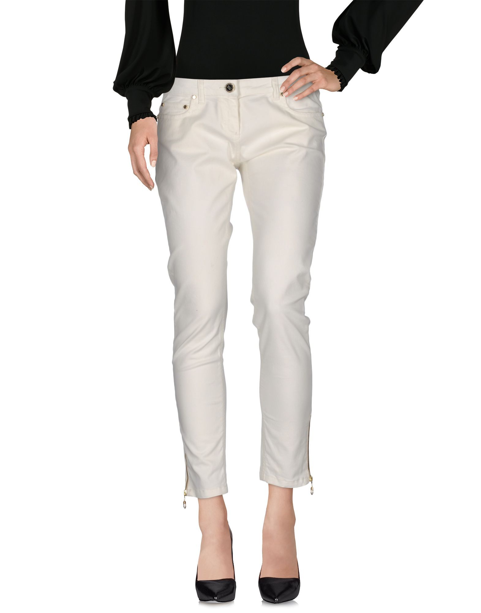 ELISABETTA FRANCHI JEANS for CELYN B. Повседневные брюки elisabetta franchi jeans футболка