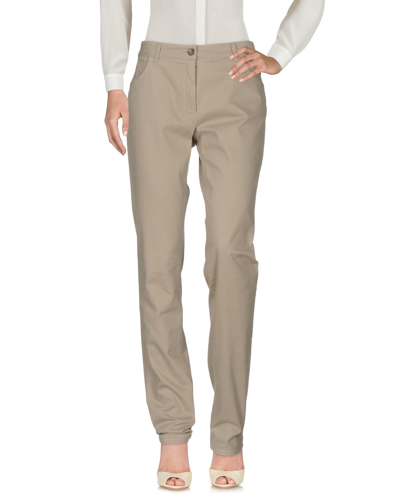 где купить  MISS LES COPAINS Повседневные брюки  по лучшей цене