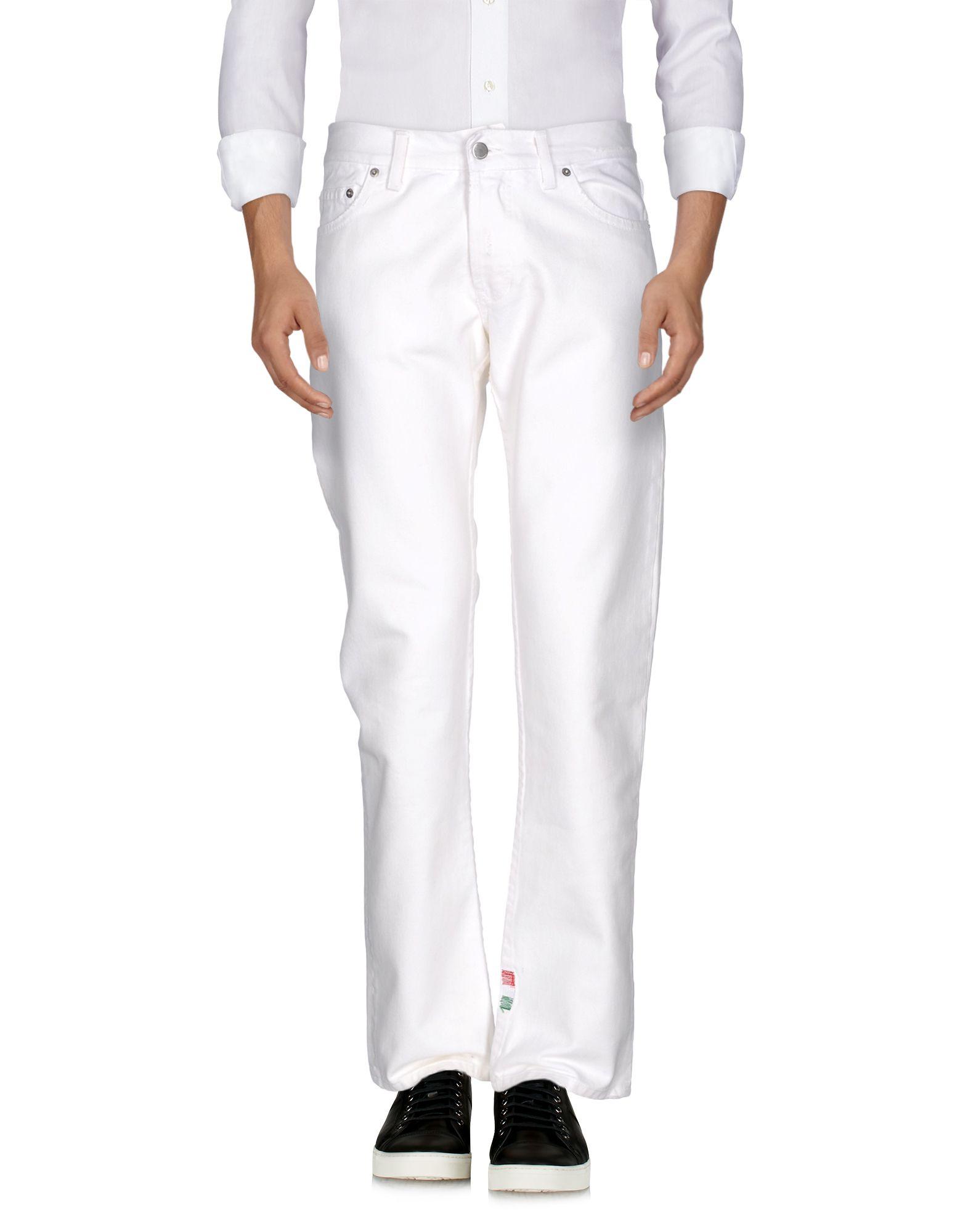 ФОТО hydrogen джинсовые брюки