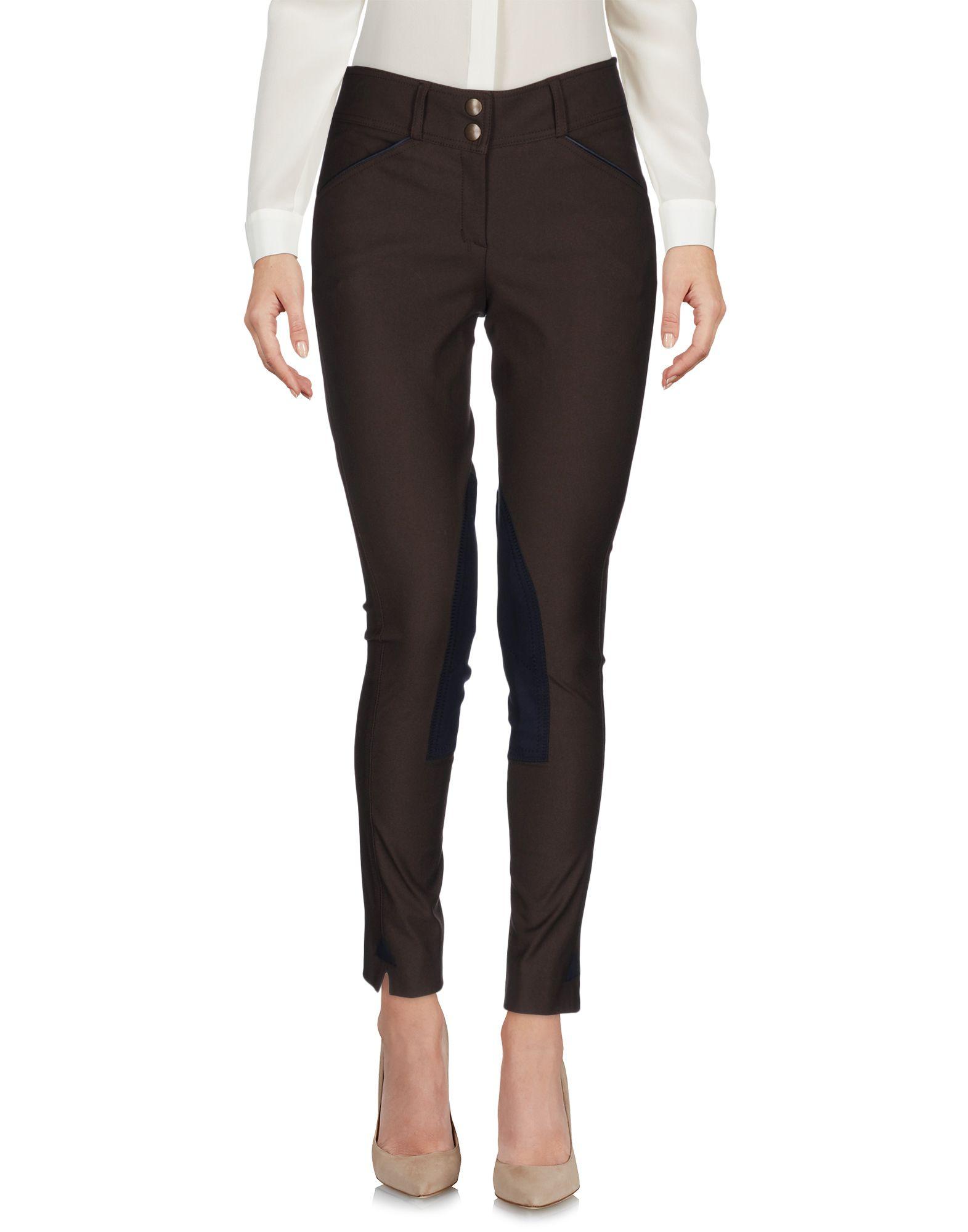 HERITAGE Damen Hose Farbe Khaki Größe 3