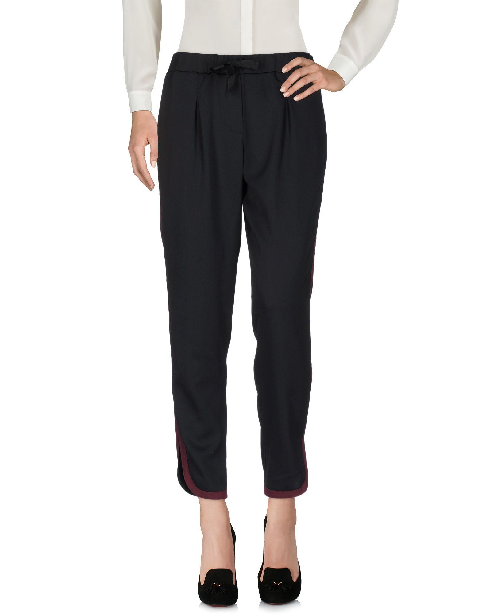 LE RAGAZZE DI ST. BARTH Повседневные брюки free in st barth повседневные шорты