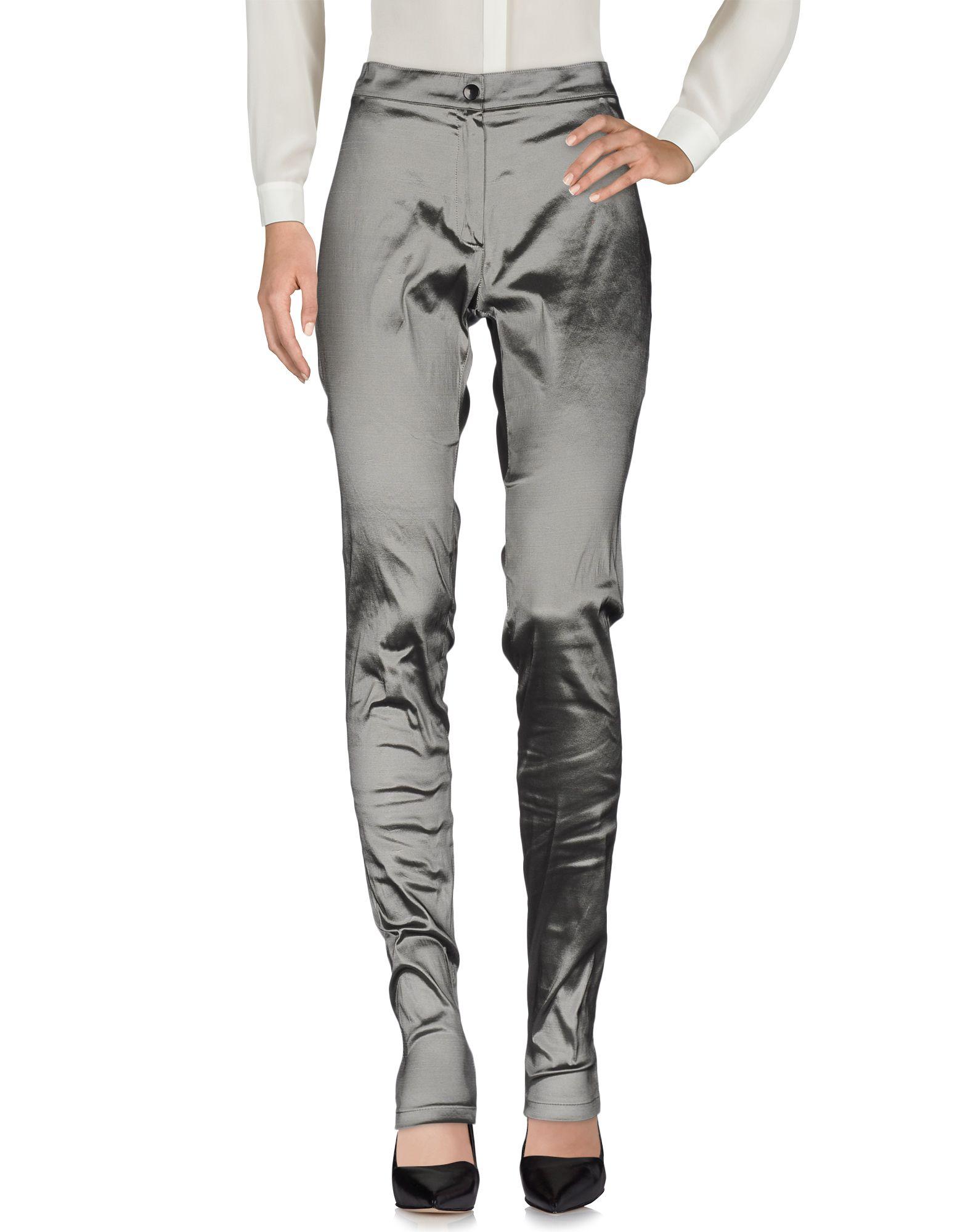 ANN DEMEULEMEESTER Повседневные брюки ann demeulemeester низкие кеды и кроссовки