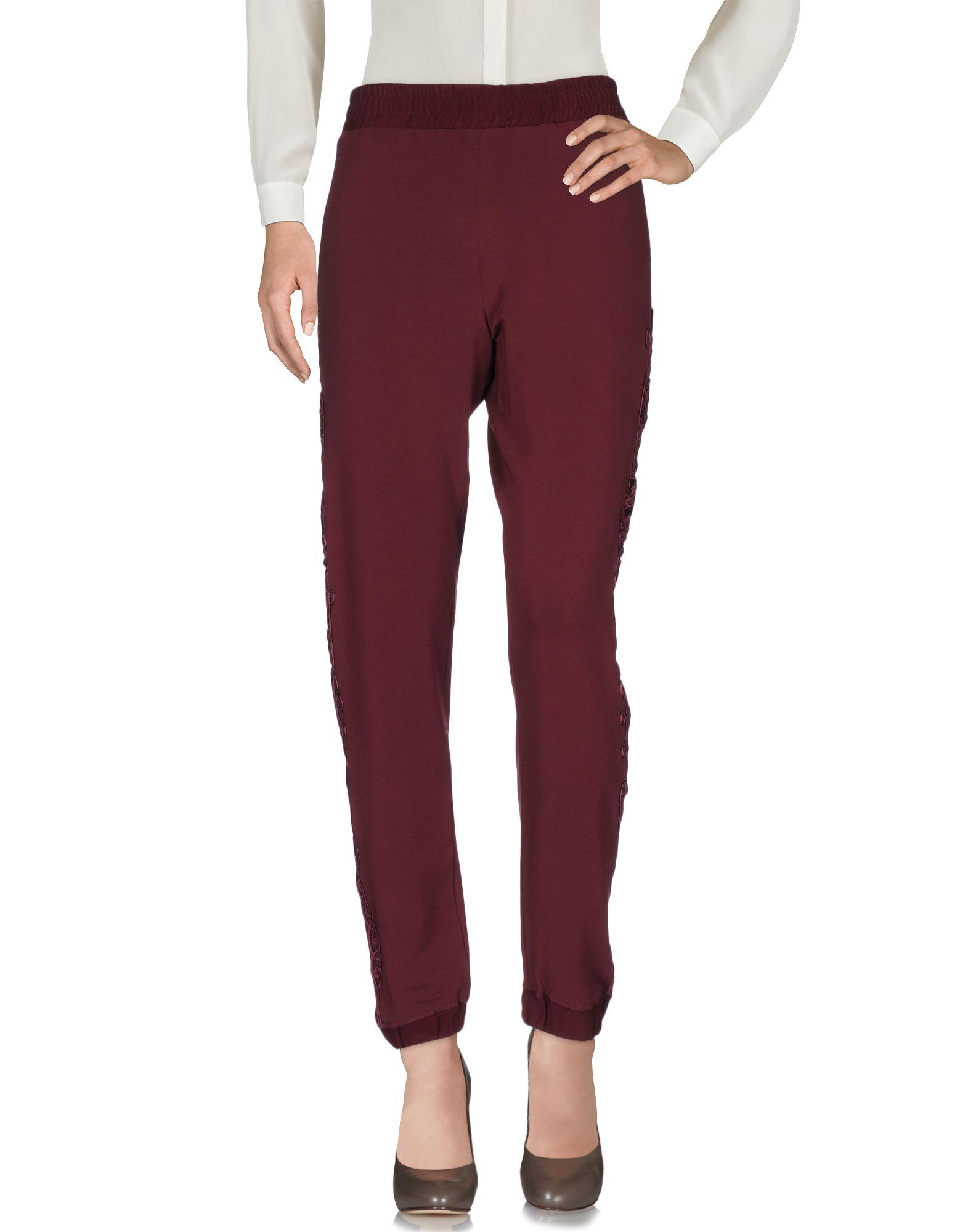 цена VDP COLLECTION Повседневные брюки онлайн в 2017 году