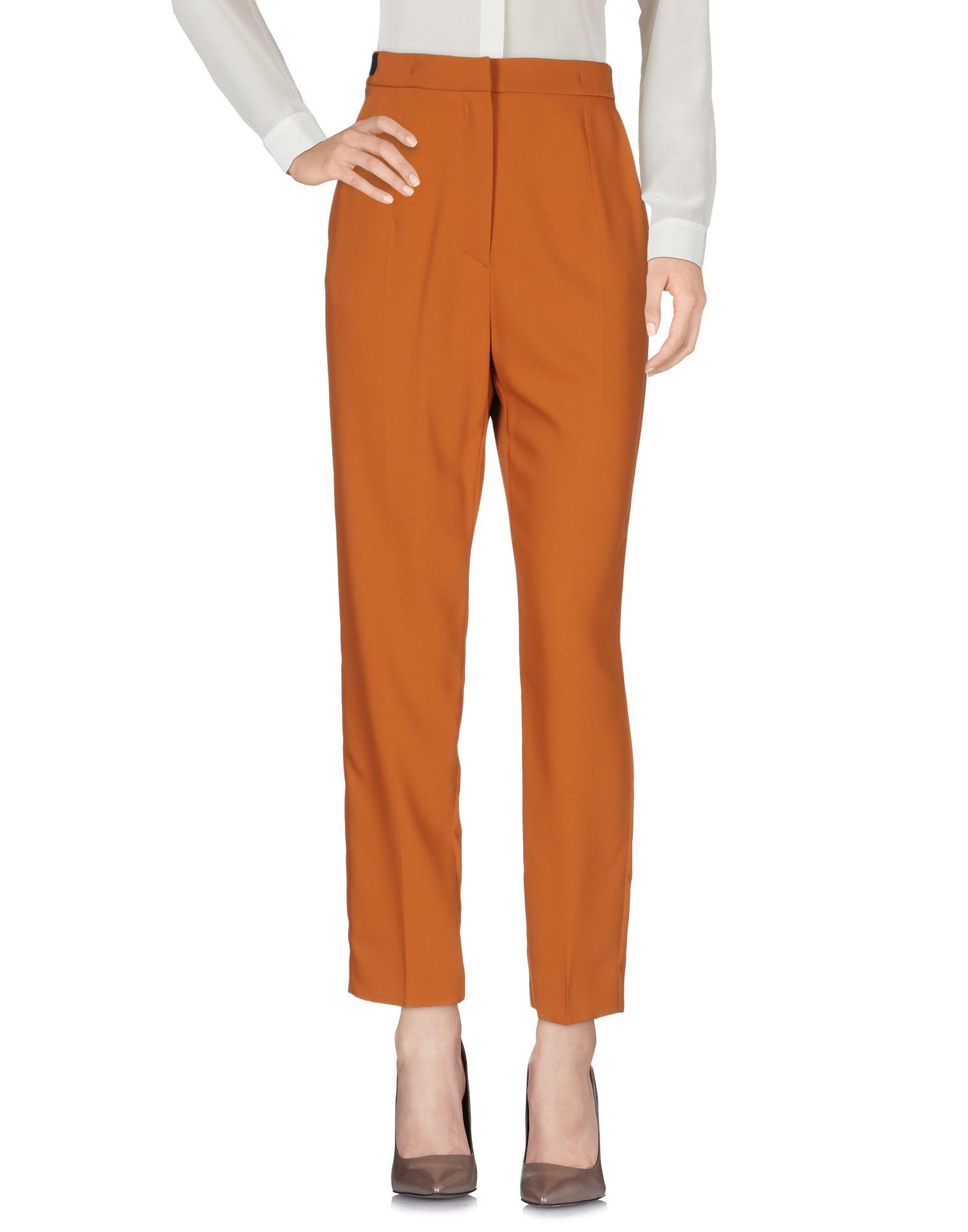 MM6 MAISON MARGIELA Повседневные брюки брюки maison martin margiela брюки зауженные