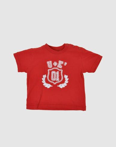 U+É t-shirt manches courtes enfant