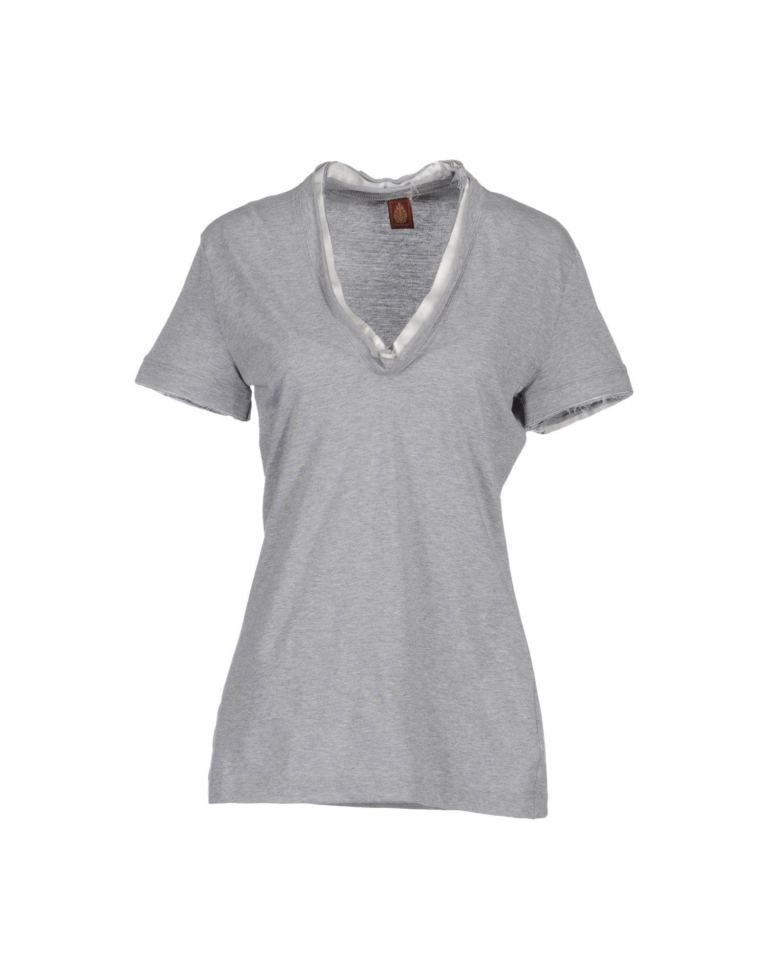 DONDUP Футболка с короткими рукавами high футболка с короткими рукавами