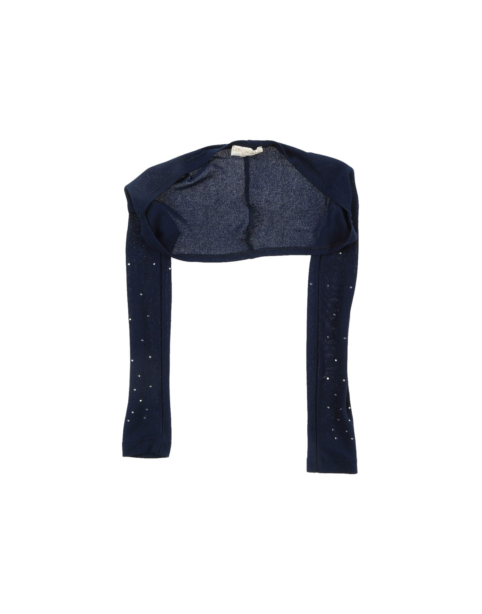 MONNALISA CHIC Shrug in Dark Blue