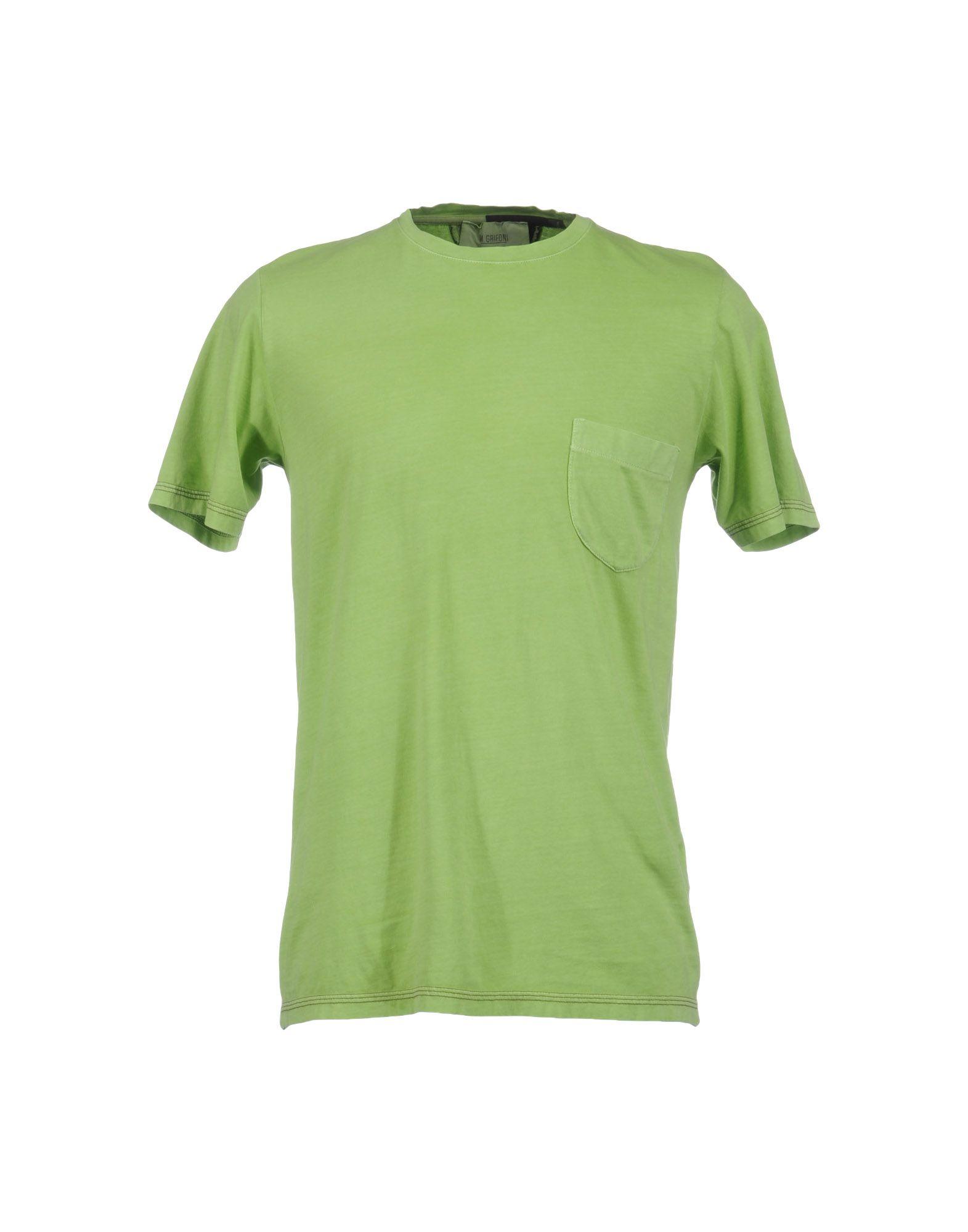 MAURO GRIFONI Футболка с короткими рукавами футболка поло большого размера с короткими рукавами