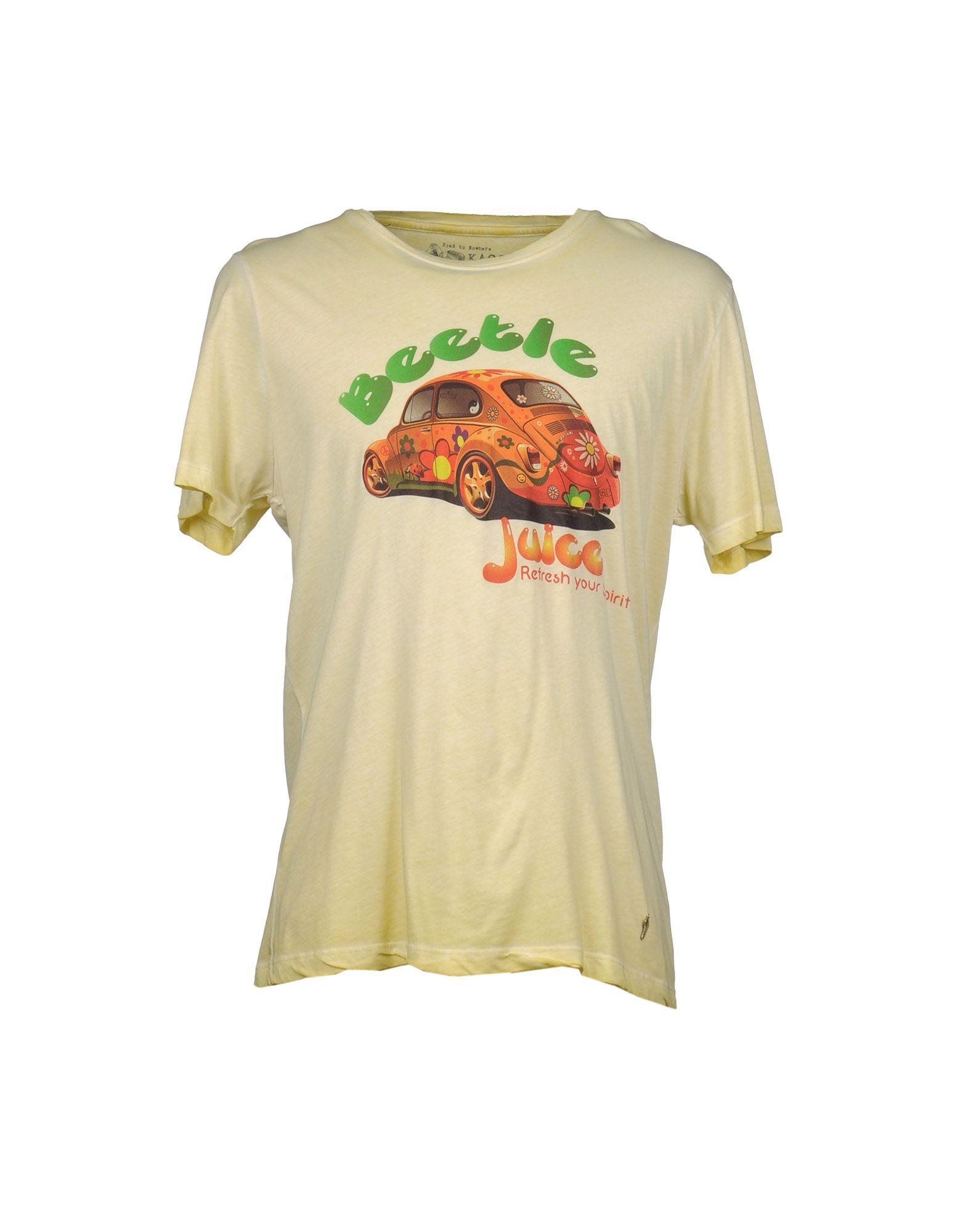 KAOS Футболка с короткими рукавами футболка поло большого размера с короткими рукавами