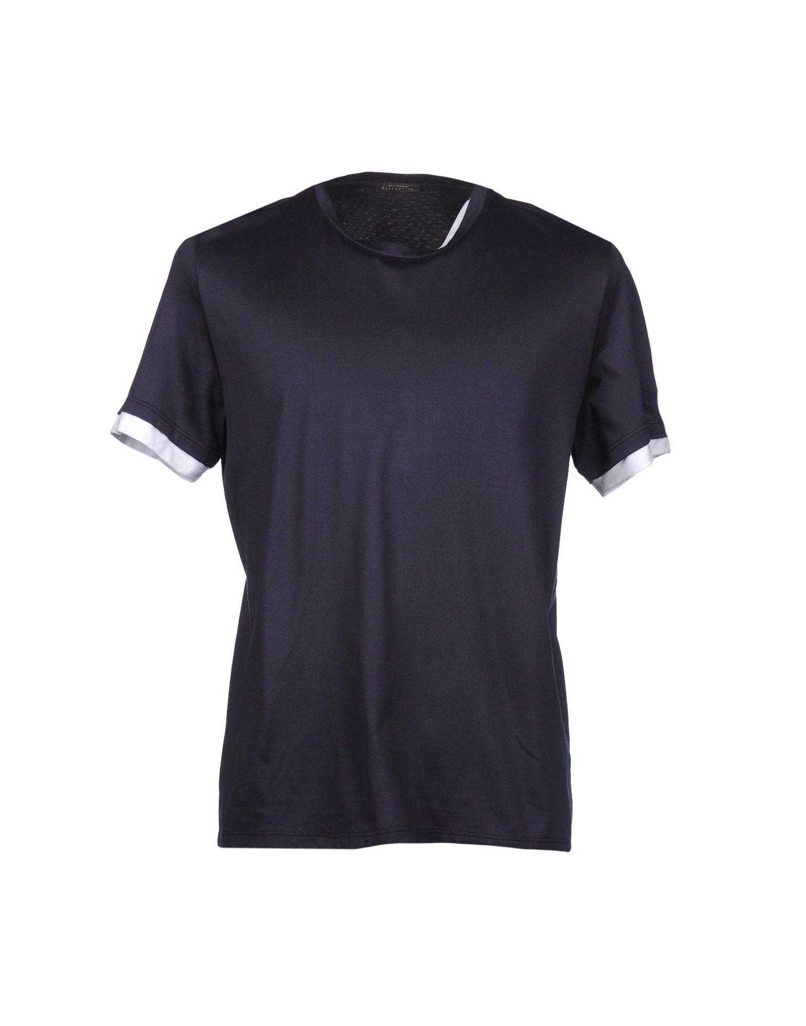 BALLANTYNE Футболка с короткими рукавами ballantyne футболка с короткими рукавами