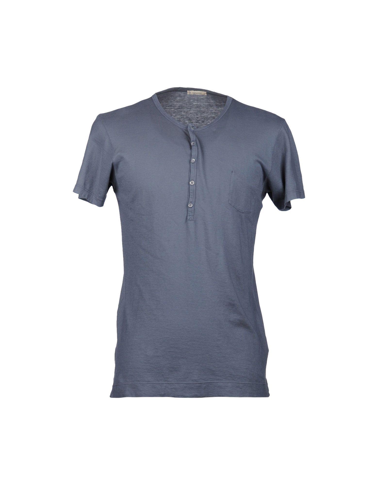 BELLWOOD Футболка с короткими рукавами high футболка с короткими рукавами