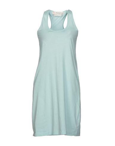 Фото MANILA GRACE DENIM Короткое платье. Купить с доставкой