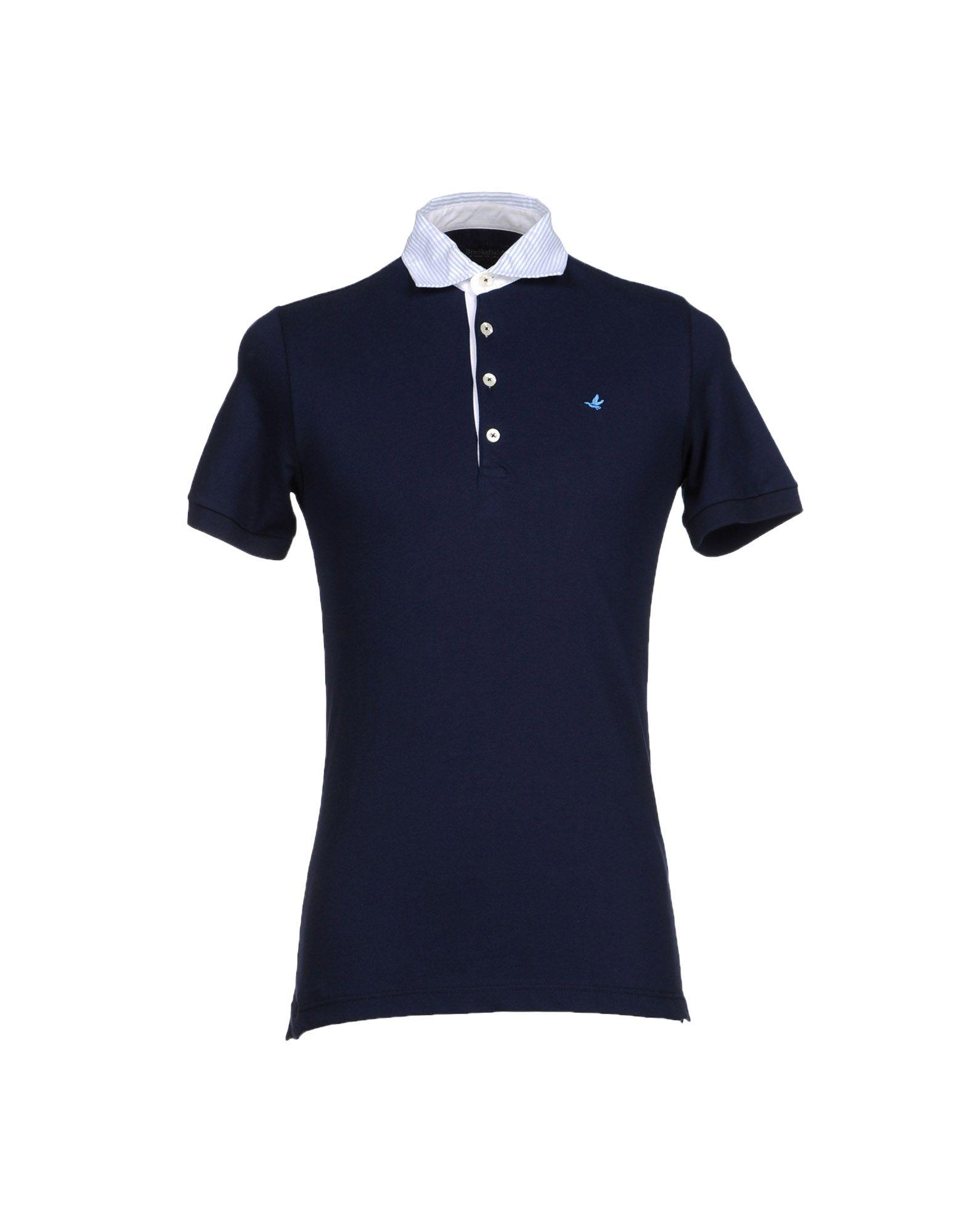 BROOKSFIELD | BROOKSFIELD Polo shirts 37616461 | Goxip