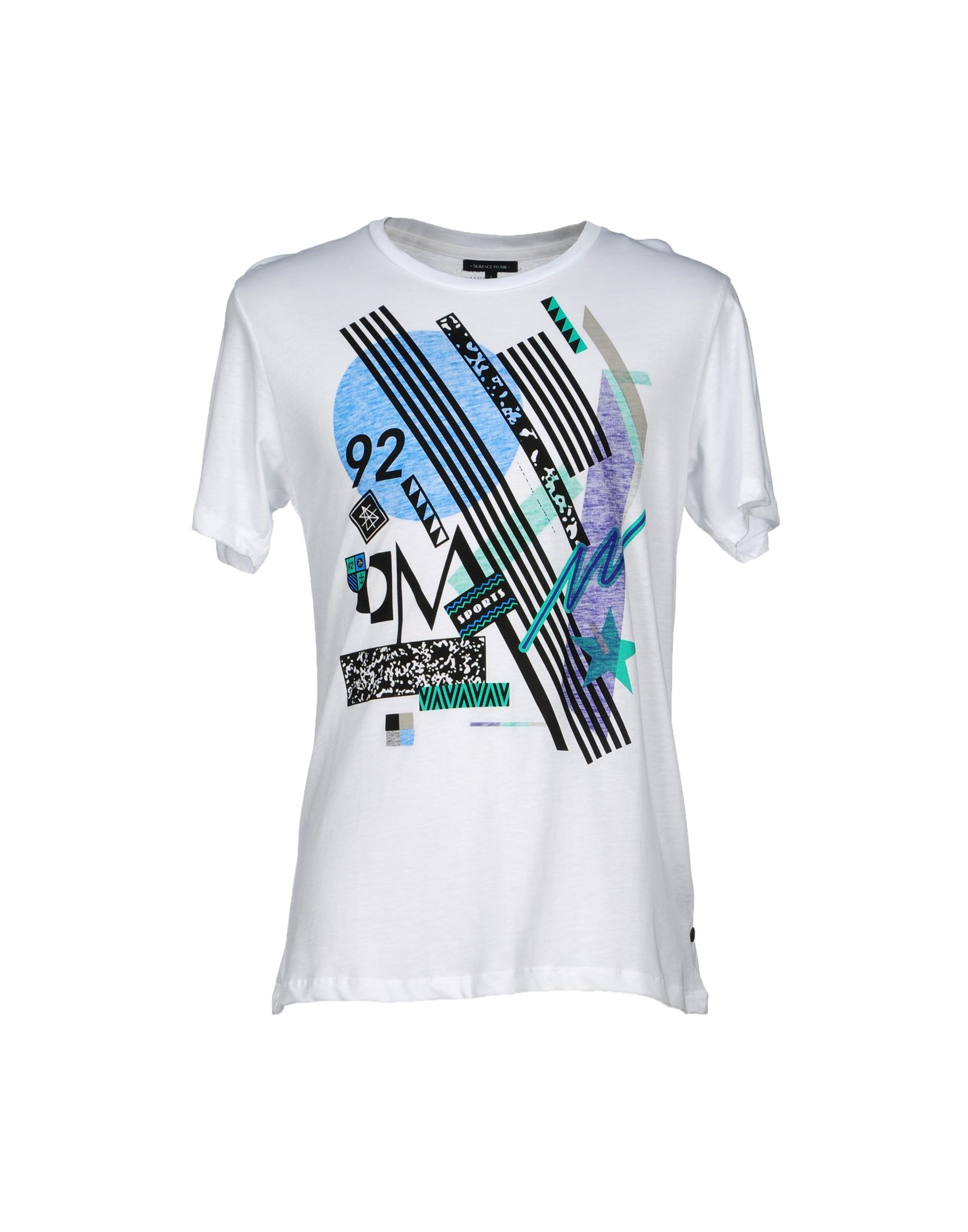 SURFACE TO AIR T-Shirt in White