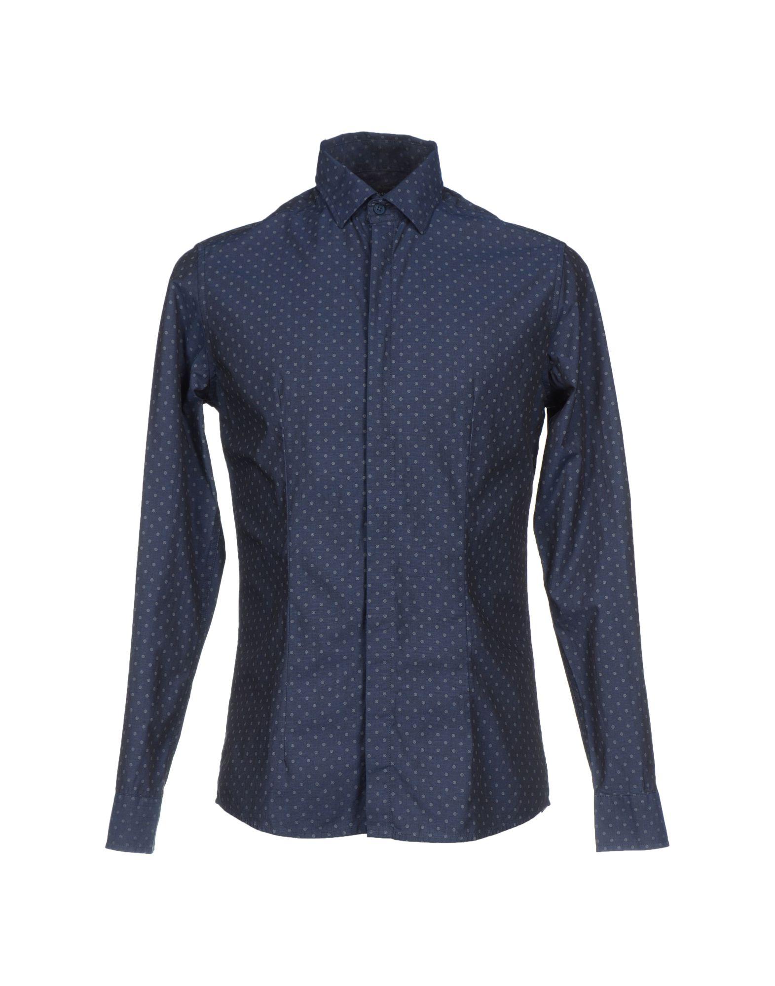 DANIELE ALESSANDRINI for JACK & JONES PREMIUM Pубашка цена