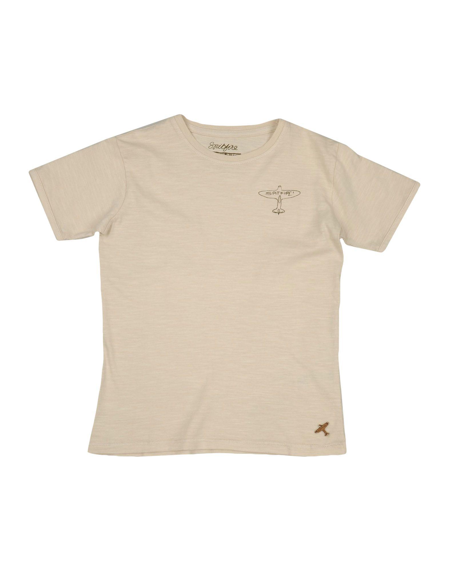 SPITFIRE Футболка детская футболка классическая унисекс printio spitfire