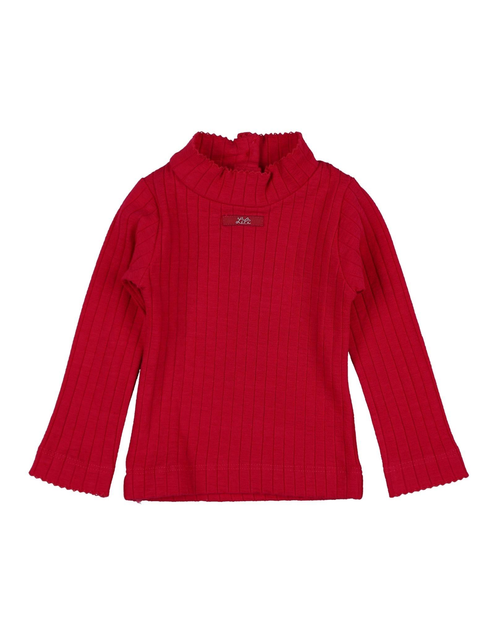 LILI GAUFRETTE Mädchen 0-24 monate T-shirts Farbe Fuchsia Größe 4