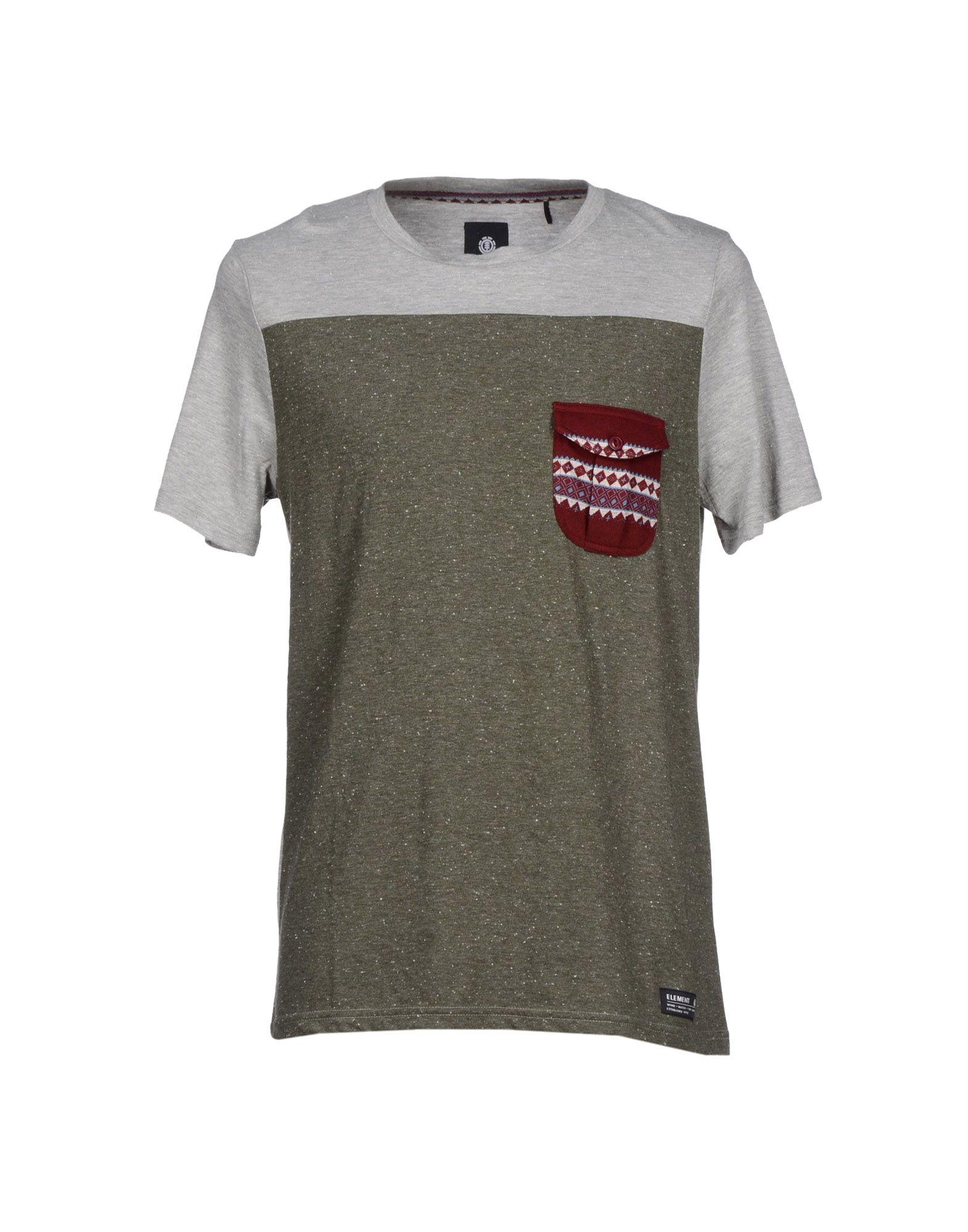 ELEMENT Футболка футболка женская element corsage raspberry