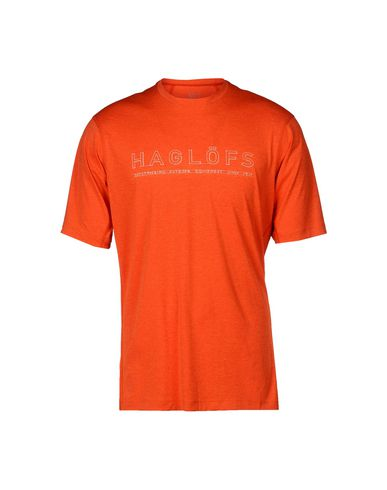 Foto HAGLÖFS T-shirt uomo T-shirts