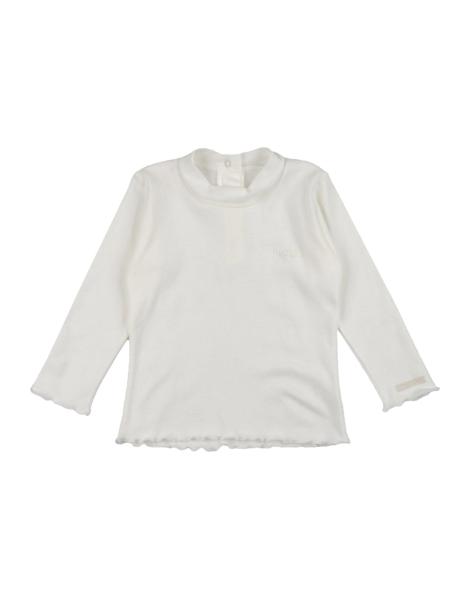 NANÁN Mädchen 0-24 monate T-shirts Farbe Weiß Größe 4