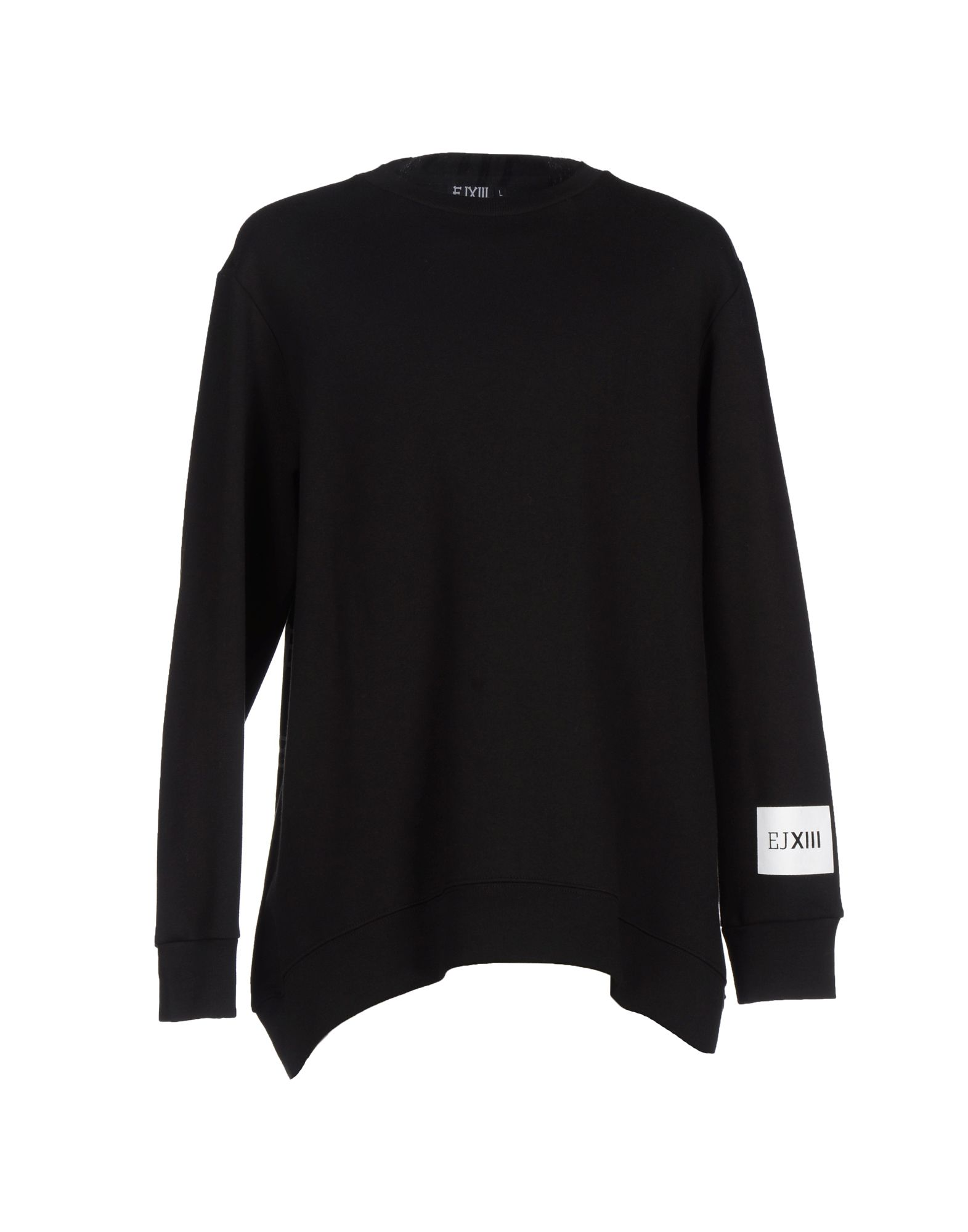 EJXIII Sweatshirt in Black
