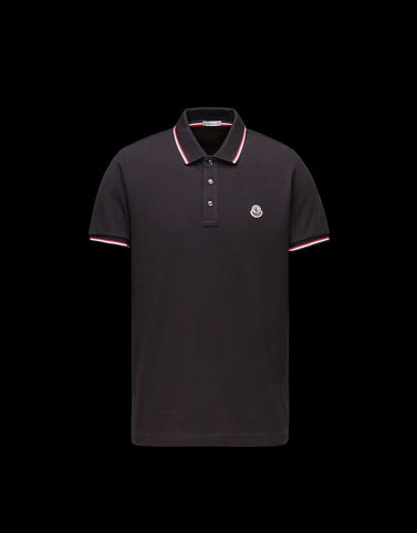 Moncler POLO SHIRT for Man, Polo shirts   Official Online Store e57ddade4eb