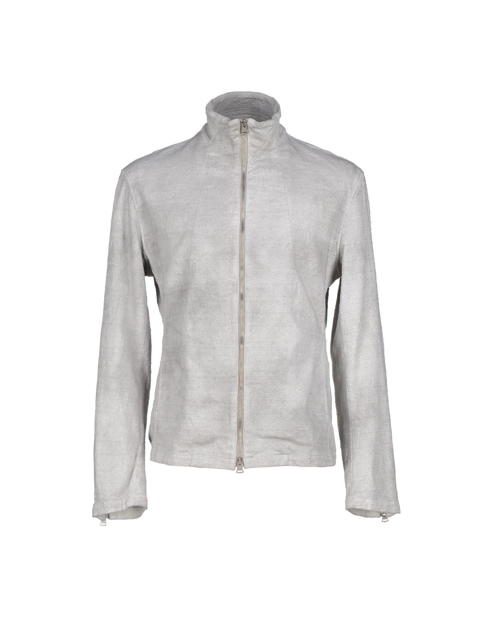 FAGASSENT Jacket in Light Grey