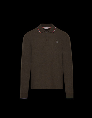 6e27b13fe729 Moncler POLO SHIRT for Man, Polo shirts   Official Online Store