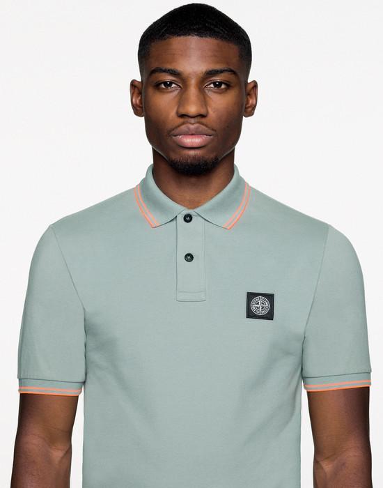 37743818gl - Polo - T-Shirts STONE ISLAND