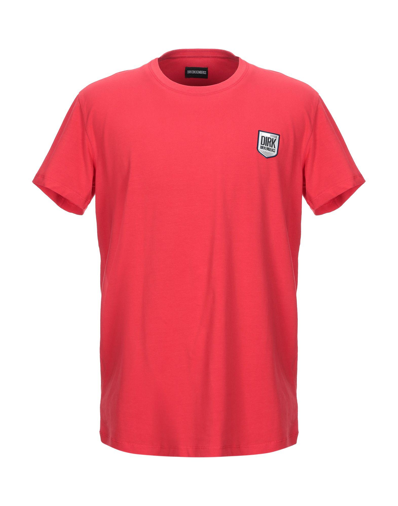 DIRK BIKKEMBERGS Футболка футболка с длинным рукавом dirk bikkembergs