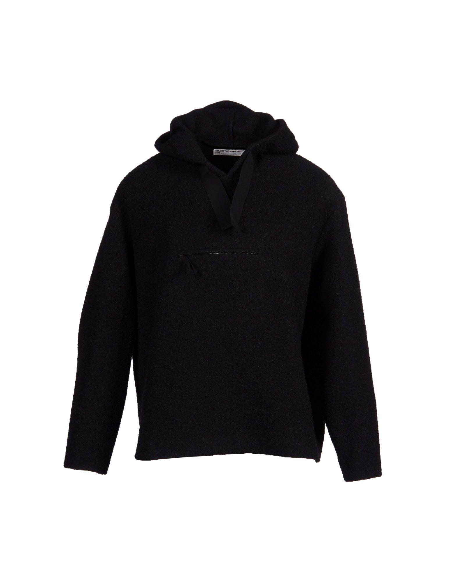 TILLMANN LAUTERBACH Jacket in Black