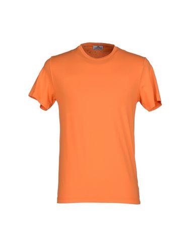 Фото - Женскую футболку LA CORTE AMBROSIO оранжевого цвета