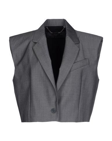 Фото - Женский пиджак  серого цвета
